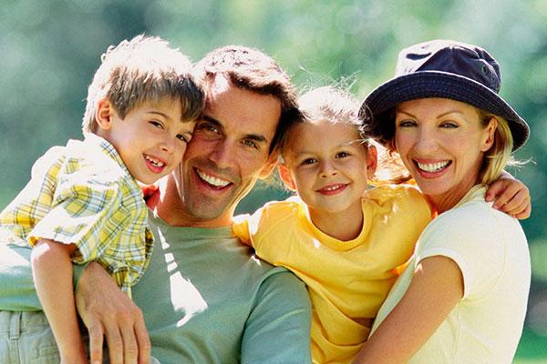Как организовать отдых с ребенком?