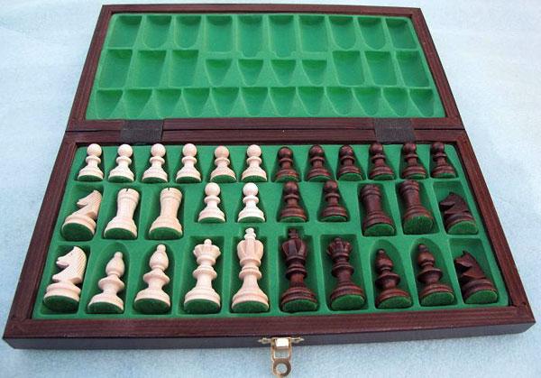 Шахматы: универсальный подарок