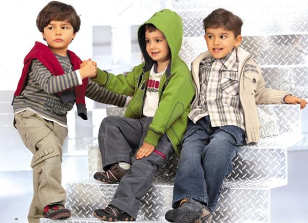 Покупаем детскую одежду онлайн