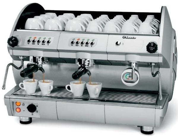 Товар напрокат: качественные кофемашины для изготовления крепкого и свежего напитка